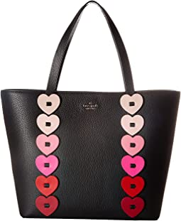 Kate Spade New York - Yours Truly Ombre Heart Tote