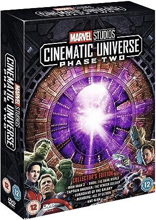Marvel Cinematic Universe Phase 2