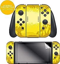 Controller Gear Nintendo Switch Skin & Screen Protector Set - Joy-Con - Donkey Kong Swing