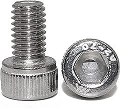 Stainless Steel A2-70 M8-1.25 x 40mm Flat Head Socket Cap Screws DIN 7991 Allen Socket Drive 15 PCS
