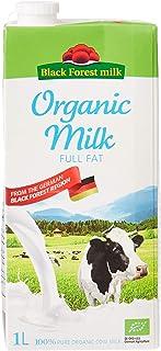 Black Forest Milk Organic Full Fat Cow Milk, 1 Litre