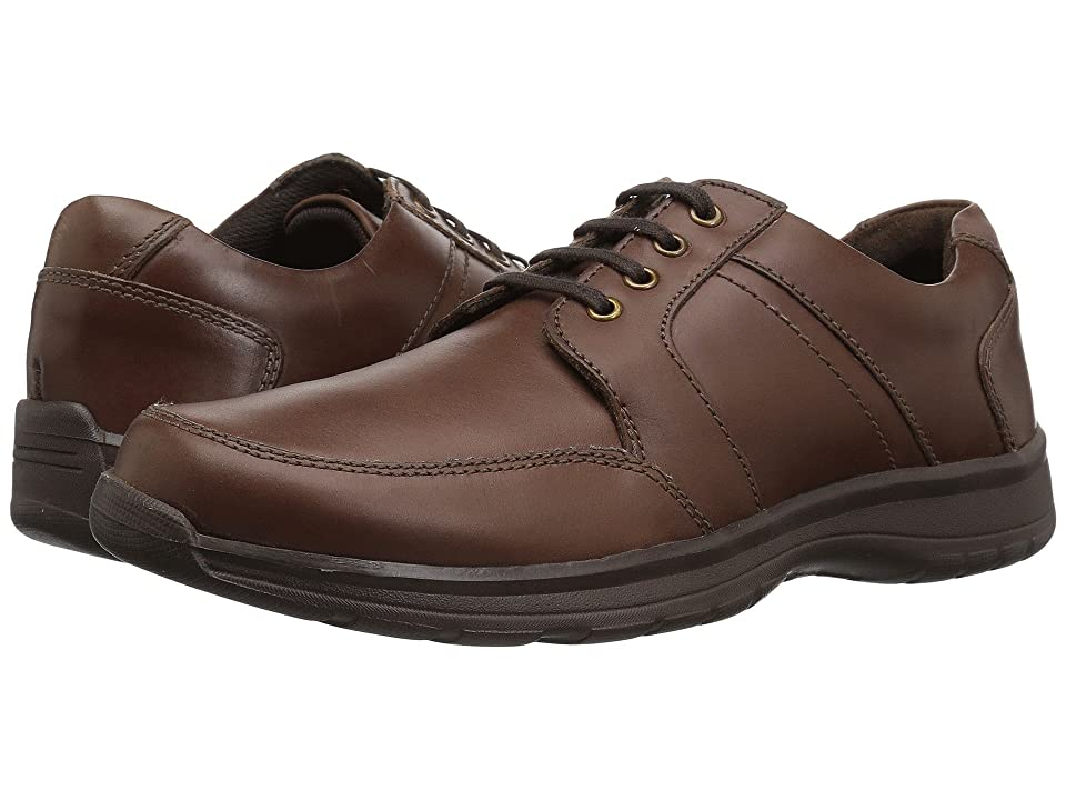 Hush Puppies Leader Henson (Dark Brown Leather) Men