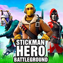 Stickman Hero Battleground Survival: Shooter Mission 3D Game