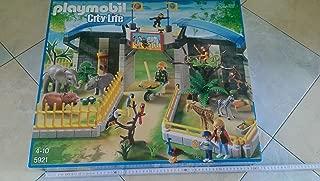 playmobil 5921 zoo
