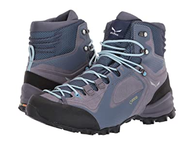 SALEWA Alpenviolet Mid GTX (Grisaille/Ethernal Blue) Women