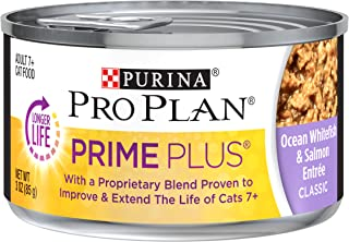 Purina Pro Plan Senior 7+ Canned Wet Cat Food