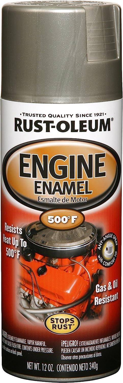 Max 53% OFF Rust-Oleum 248949 Aluminum 12 oz Enamel Automotive Ranking TOP12 Spr Engine
