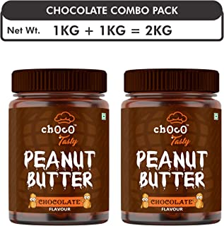 Choco Tasty Peanut Butter Natural Chocolate Flavour (2 Kg Chocolate)
