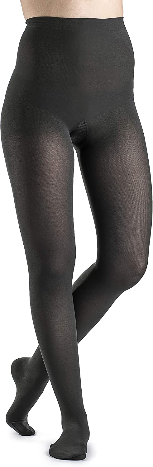 SIGVARIS At the price Women's Style Soft Opaque New life 840 Toe 30-4 Closed Pantyhose