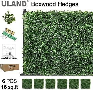 artificial greenery backdrop