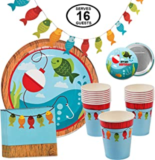 Best fishing themed party Reviews