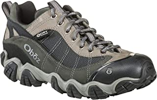 Oboz Firebrand II B-Dry Hiking Shoe - Men's Gray 13