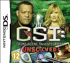 CSI: Unsolved (Nintendo DS)
