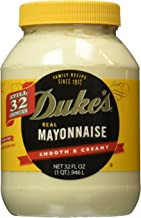 Duke's Real Smooth & Creamy Mayonnaise 32oz-Best of America
