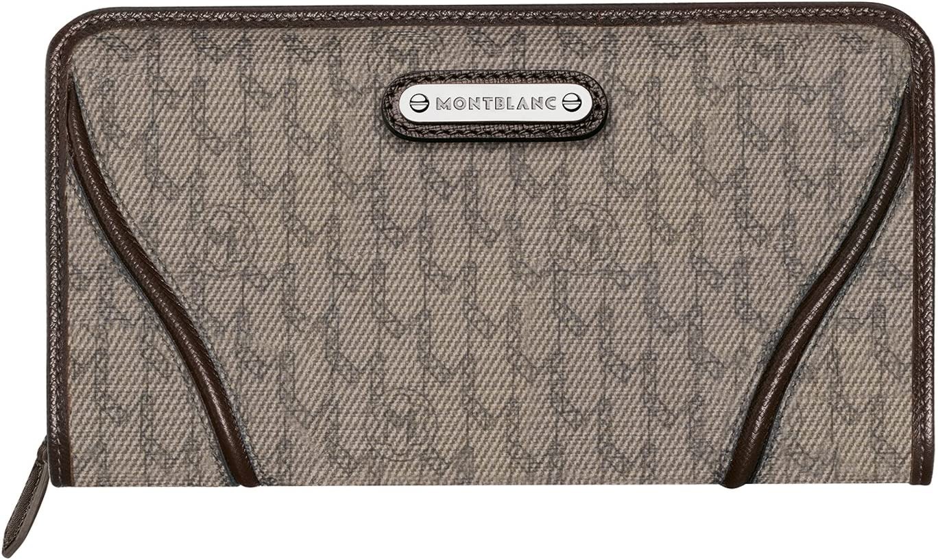 Montblanc 107792 Wallet 8cc with Zip