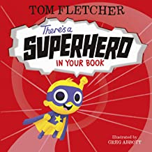 There's a Superhero in Your Book (Who's in Your Book?) (English Edition)