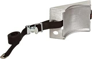 Talboys 715 Aluminum Cylinder Wall Bracket with Strap, 1.875