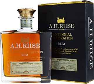 A.H. Riise Centennial Celebration Rum Limited Edition mit Geschenkverpackung 1 x 0.7 l