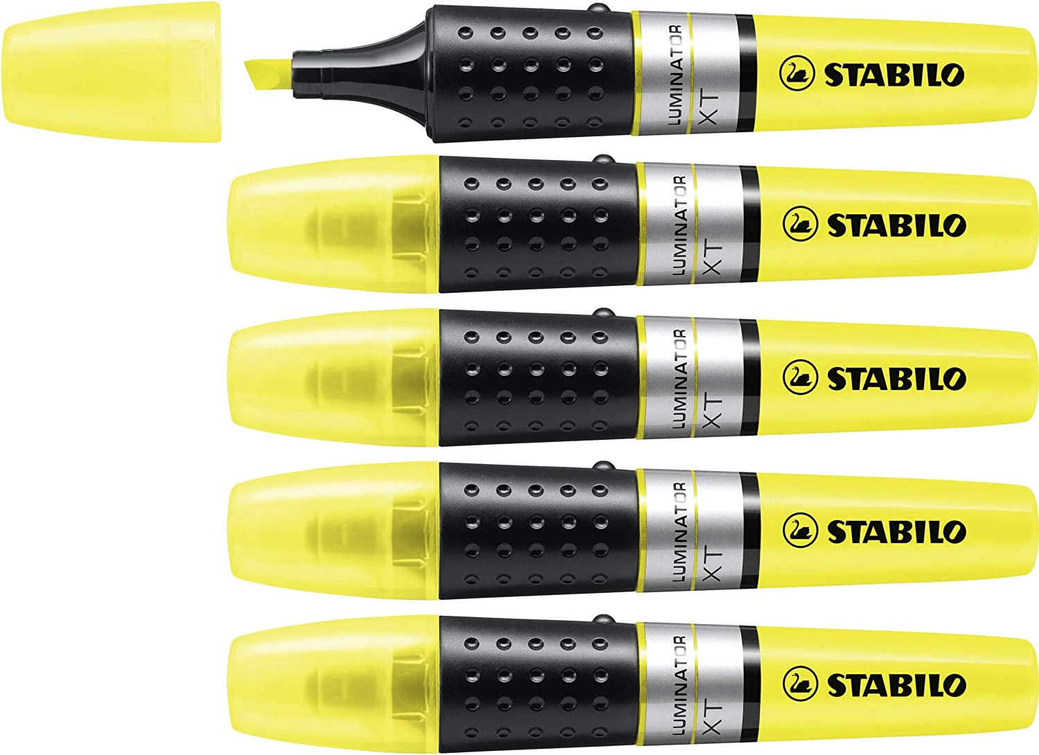 STABILO sold out 71 24 LUMINATOR - 5 Phoenix Mall Pack of Yellow Highlighter