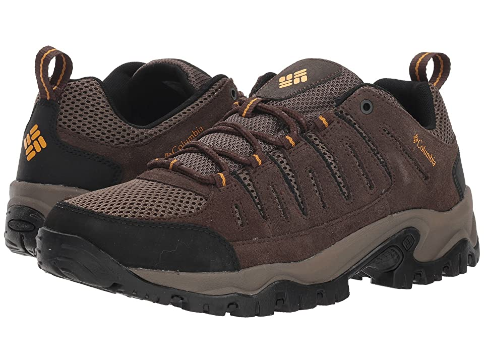 Columbia Lakeviewtm II Low Wide (Cordovan/Mud) Men