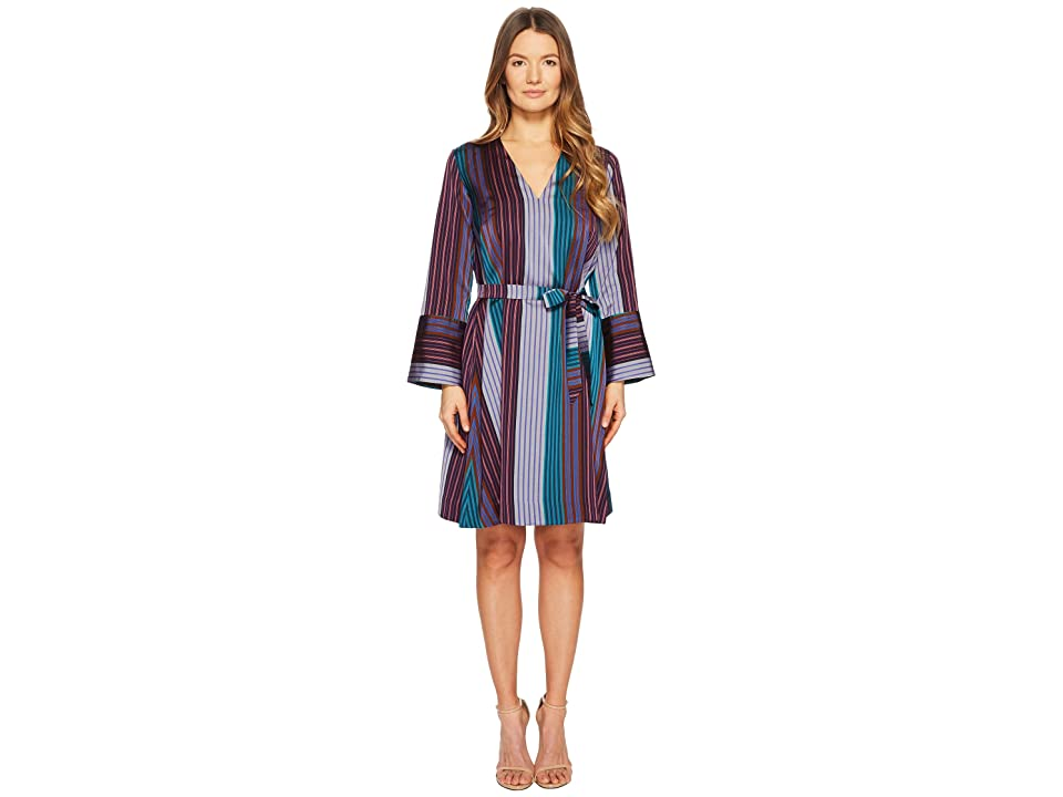 Paul Smith Stripe Shift Dress (Multi) Women