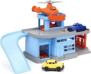 Green Toys Parking Garage Playsets