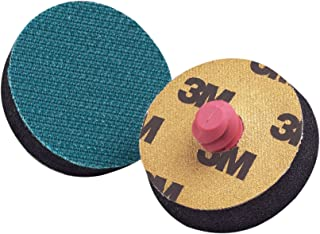 3M Hookit Roloc Disc Pad Type J 82565, 1-1/2 in, 5 per case (Pack of 5)