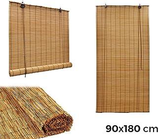 202456 Persiana de bambú resistente a temperatura ambiente