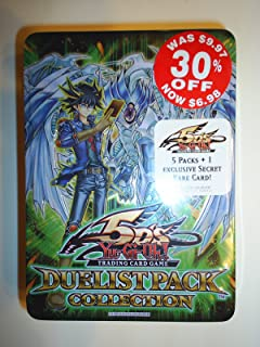 Yugioh 5d's 2009 Duelist Pack Collection Tin
