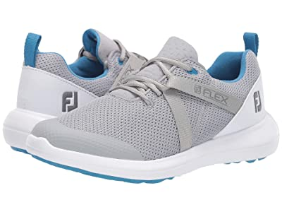 FootJoy FJ Flex (Grey/White) Women