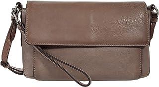 حقيبة كروس بودي بغطاء من فراي ريد، لون بنفسجي