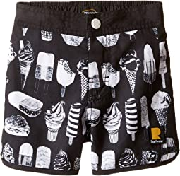 Rock Your Baby - The Cool Kids Boardshorts (Toddler/Little Kids/Big Kids)