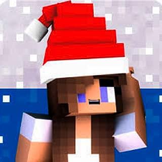 Christmas Girls Skins for MCPE X PE