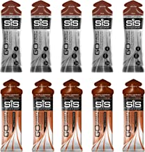 SIS Go Plus Caffeine Energy Gels 60ml – Cola Double Espresso Flavours Pack of 10 Estimated Price : £ 18,59
