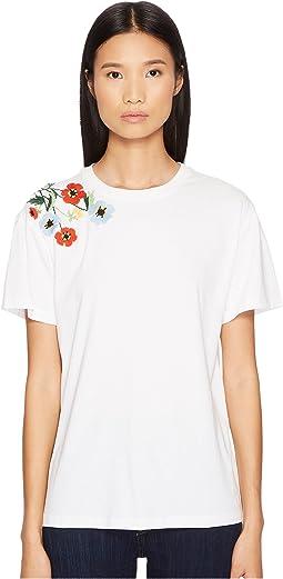 Sonia Rykiel - Floral Short Sleeve Tee