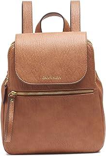 Calvin Klein Calvin Klein Elaine Bubble Lamb Novelty Key Item Flap Backpack