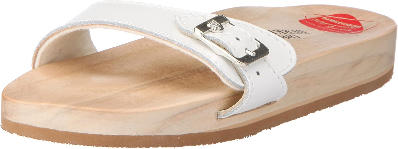 Berkemann Unisex-Erwachsene Original Sandale Sandale Sandale Pantoletten weiß 100), 36 1 3 EU  845139