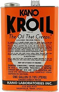 Kano Kroil Penetrating Oil (1 Gallon)