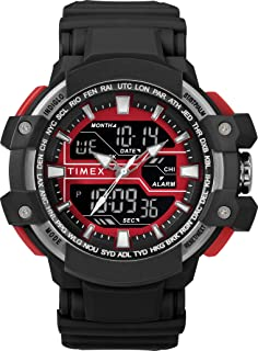 Timex Mens Quartz Watch, Digital Display And Resin Strap - TW5M22700