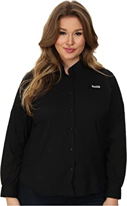 Plus Size Tamiami™ II L/S Shirt