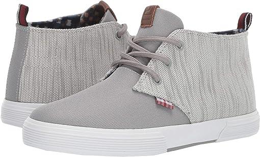 Grey Cotton/Nylon