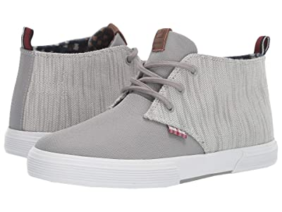 Ben Sherman Bradford Chukka (Grey Cotton/Nylon) Men