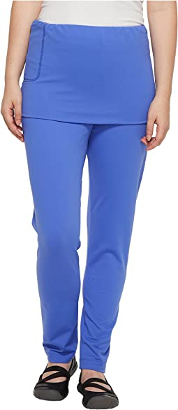 Pull-On Skirted Leggings - Reversible Front/Back