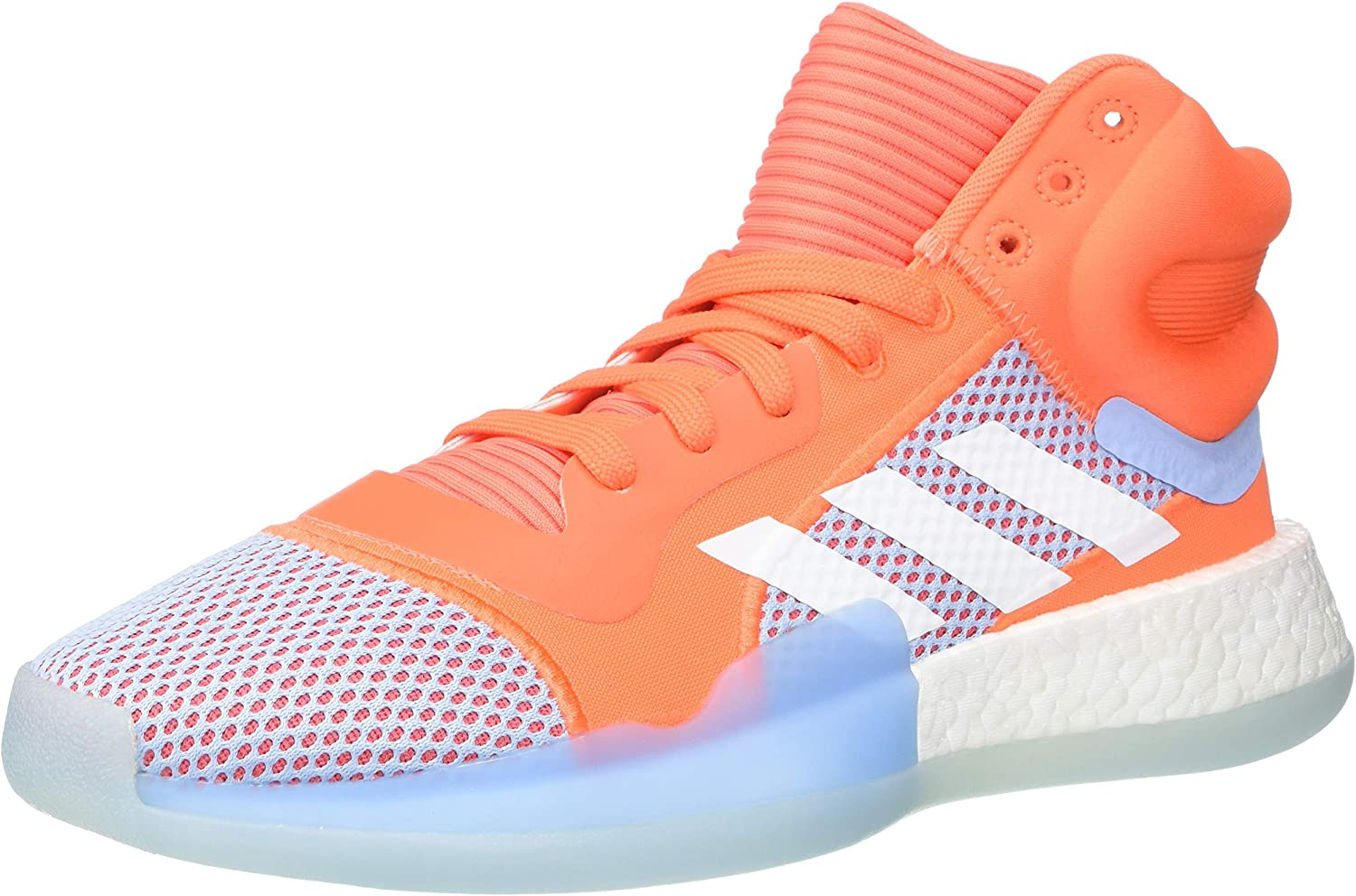 adidas Men's Marquee Boost New Shipping Free Shipping Low Shoe Basketball Max 84% OFF