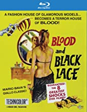 blood and black lace vci blu ray