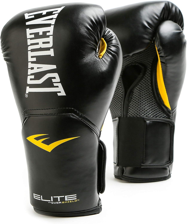 Everlast Elite Pro Style - Guantes de entrenamiento -  Tamaño 12 oz