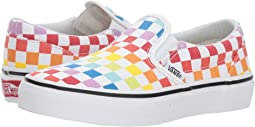 Classic Slip-On (Little Kid Big Kid). Vans Kids 36734f8ae