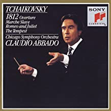 Tchaikovsky: 1812 Overture, Op. 49, Slavonic March, Op. 31, Romeo and Juliet, TH 42 & The Tempest, Op. 18