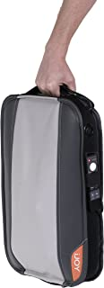Human Touch iJOY Portable Back Massager Anywhere, Convenient for Travel, Black/Gray