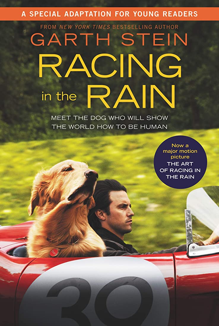間違い思われる切断するRacing in the Rain: My Life as a Dog (English Edition)